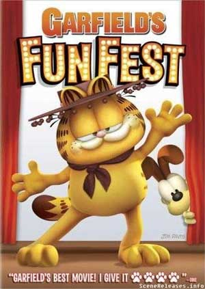 Filme: A Festa do Garfield